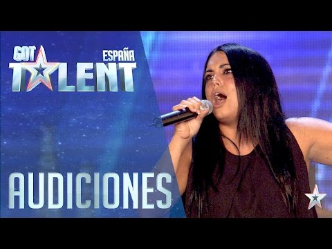 Our Spanish Beyoncé | Auditions 5 | Spain's Got Talent 2016