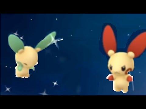 Pokémon Go Posipi Et Negapi Chromatiques Youtube
