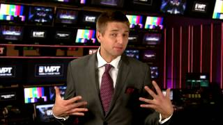 Wpt Raw Deal With Tony Dunst: Tommy Vedes