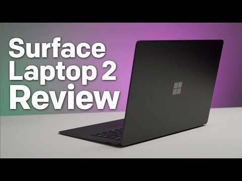 Surface Laptop 2 review one month later: A subtle but surprisingly solid update