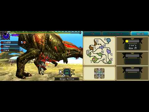 MHXX} | G4 Hyper Gamoth | Solo Brave GS | 17'13 | Citra 3DS by Dusted
