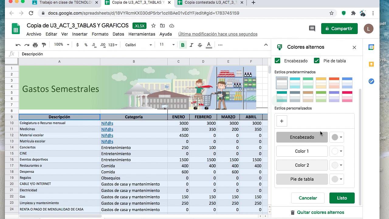 Download Tablas dinámicas y gráficos en Hojas de cálculo de google