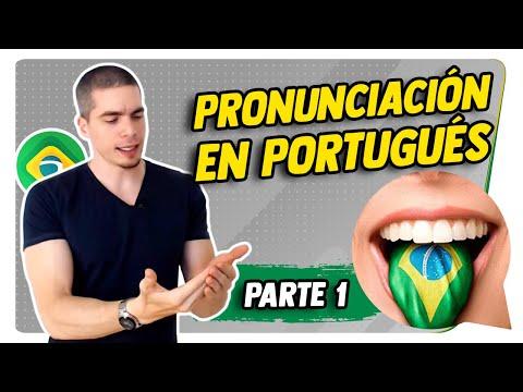Aprende A Pronunciar El Portugues Brasileno Parte 1