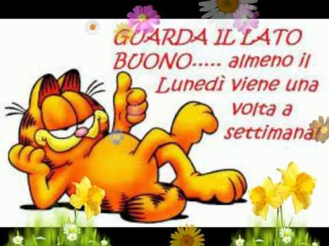 Buon lunedi youtube for Foto buongiorno gratis