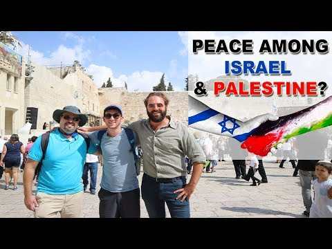 One Step Closer to Peace Among Israel & Palestine