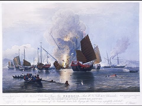 The Decline and Fall of Imperial China Part 1: Opium