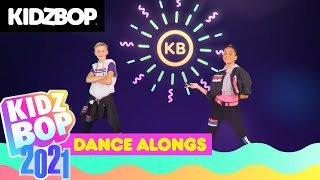 30 Minutes of KIDZ BOP 2021 Dance Along Videos! Featuring: Blinding Lights, Physical & Breaking Me
