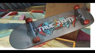True skate - the COOLEST tricks