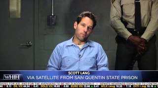WHIH EXCLUSIVE  Scott Lang Interview ANT-MAN
