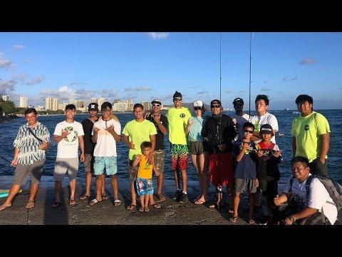 Shaka Fishing Community Meetup - Kewalo Basin, Honolulu, Oahu