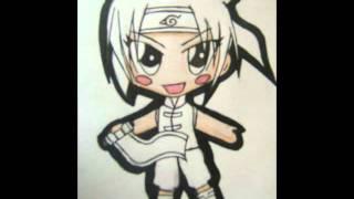 How to Draw Chibi Tenten