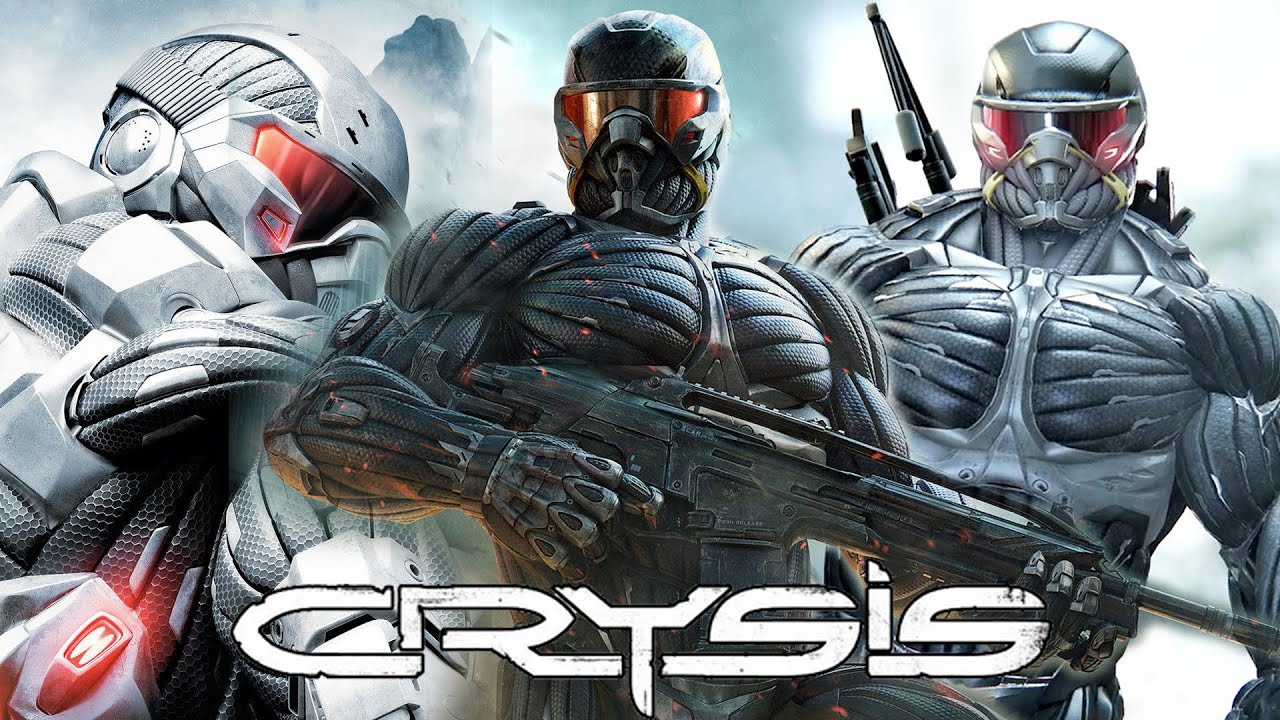 All Crysis Game Trailers 2007-2013 - YouTube