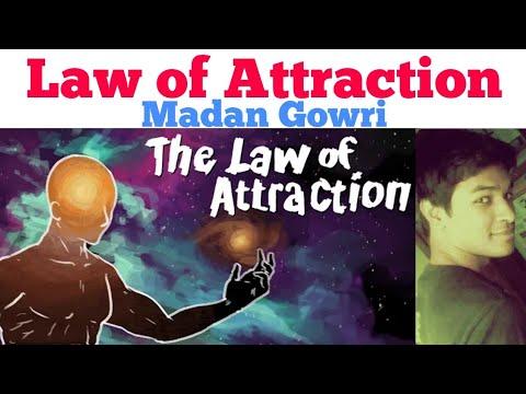 Law of attraction | Tamil | Madan Gowri | MG