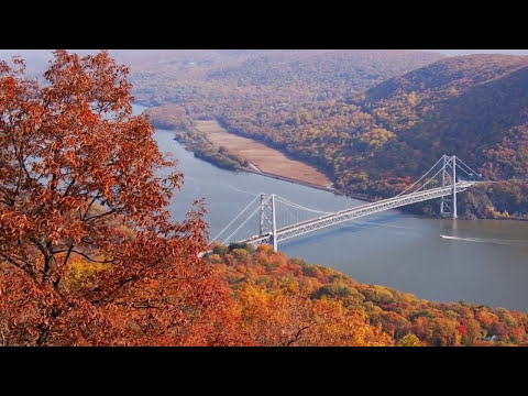 Day of Crossing the Hudson, solo piano by MASAKO, pianist & composer