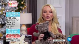 HSN Soft Cozy Gifts 11 23 2016 07 PM