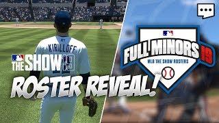 OSFM 19 Roster Reveal! MLB The Show 19 Franchise