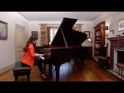 Debussy Etude no.7 Pour les chromatiques
