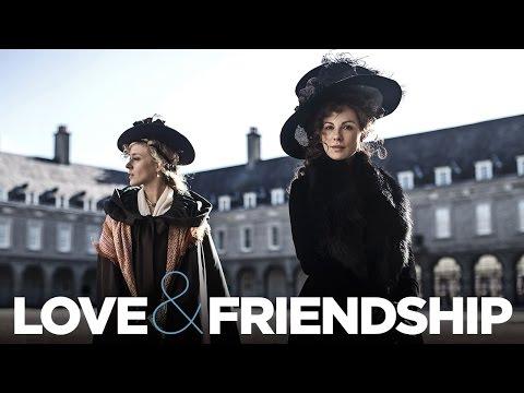 Love & Friendship trailers