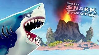 NEW MAP SHAWAII! || Hungry Shark Evolution - Ep 30 HD