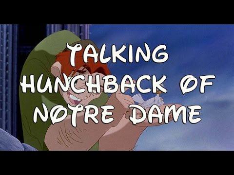 Talking Hunchback of Notre Dame