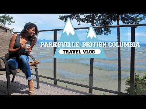 Parksville, British Columbia TRAVEL VLOG!  |  ALIYA-JASMINE