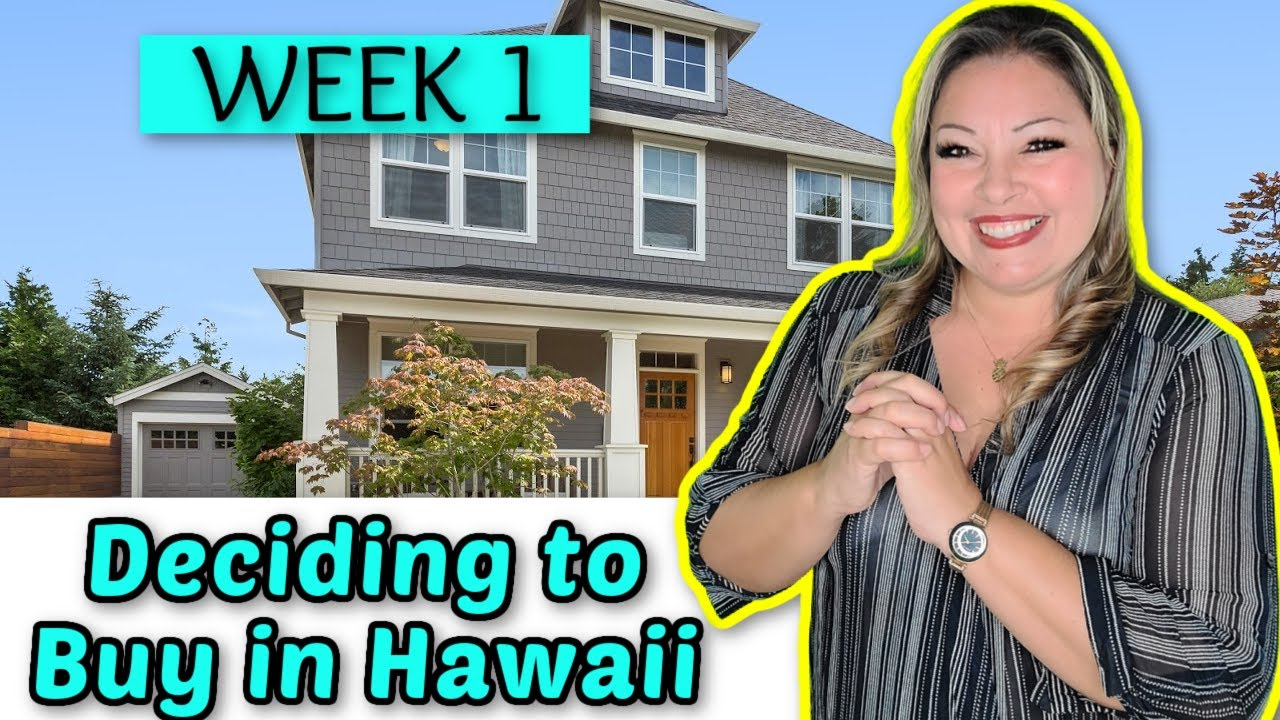 Home Buying Process in Oahu | Deciding to Buy in Hawaii