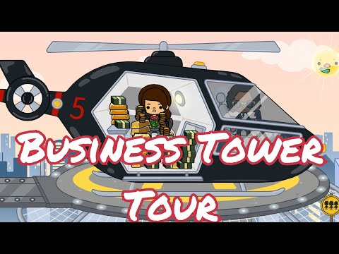 Toca World Business Tower Your