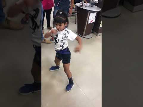 Vaishnavi Dance First Performance at L K Honda