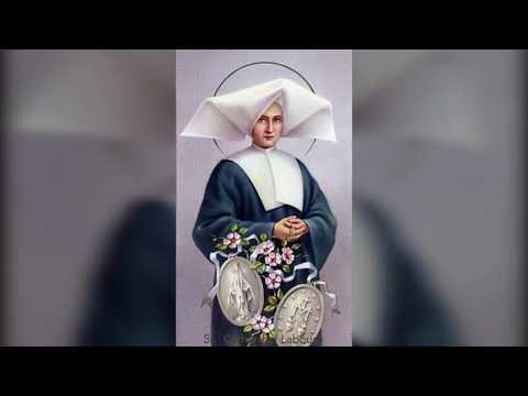 St Catherine Labouré, Nov 28