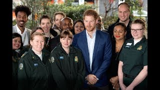 Prince Harry kicks off conversations on Time To Talk Day with Heads Together
