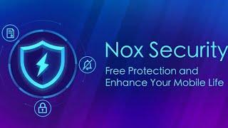 Nox Security - Antivirus Master, Clean Virus, Free - Android Apk 2021 screenshot 1