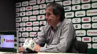 embeded bvideo Rueda de Prensa: DT Guillermo Almada - 19 Junio