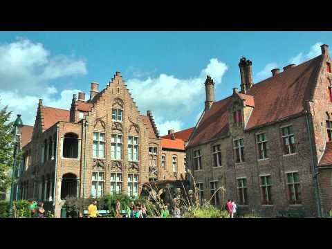 BELGIUM Bruges (Brugge) (hd-video)