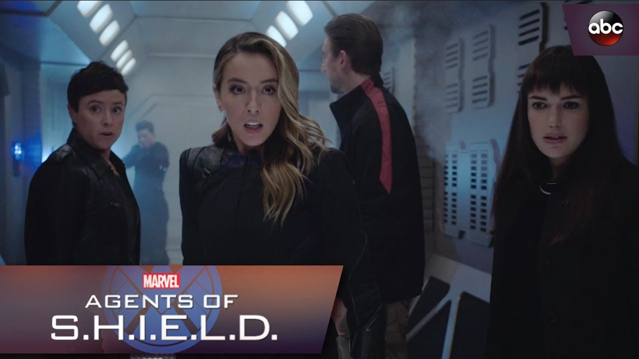 Marvel Agents Of Shield Rtl2