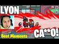 CICO DICE UNA PAROLACCIA IN LIVE!! - Migliori Momenti nelle Live di Lyon #1