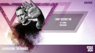 [2.33 MB] Paul van Dyk - I Don't Deserve You ft. Plumb - ( WAWA Remix )