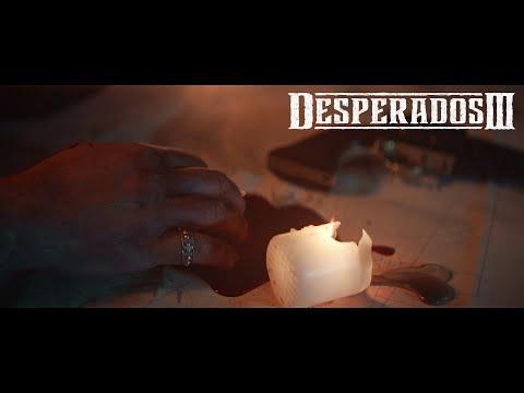 Desperados III ute nu till PC och konsol Strategifest i vilda västern