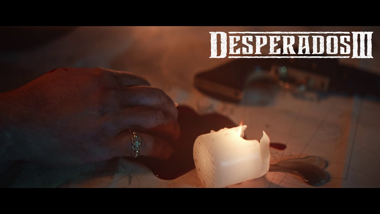 Desperados Iii Release Trailer Youtube