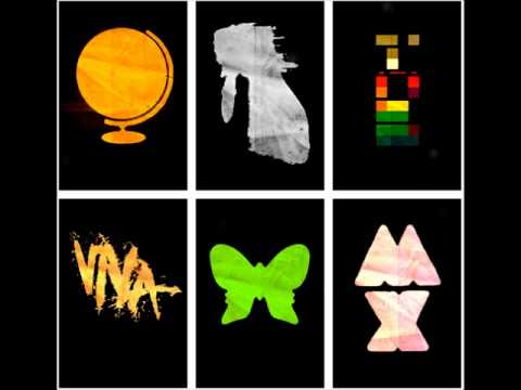 Coldplay A Ghost/Have Yourself A Merry Little Christmas Acoustic Unplugged