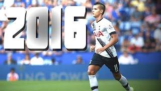 Erik lamela | goals & skills 2015/16