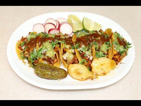 Tacos al pastor Caseros Estilo8a