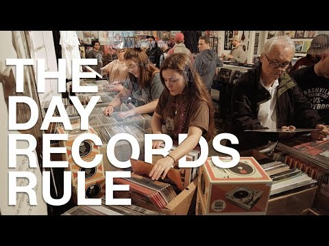 We DROVE 2,000 MILES for RECORDS!!! | RSD 2019 Documentary Mp3