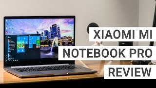 Xiaomi Mi Notebook Pro Review: Almost Perfect MacBook Clone?