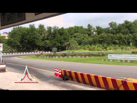 Pattaya Attractions – Pattaya Cart Speedway