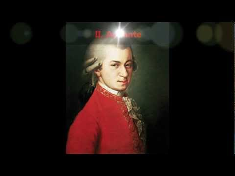 Mozart - String Quartet No. 4 in C, K. 157 [complete]