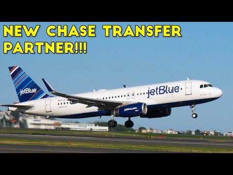 Chase Adds JetBlue as Ultimate Rewards Transfer Partner!! streaming vf