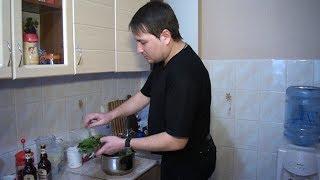 Как готовить Чанахи. Рецепт Слащева.(Главный повар Украины делится секретом приготовления грузинского блюда Чанахи. Первый выпуск в серии из..., 2014-03-07T11:44:45.000Z)