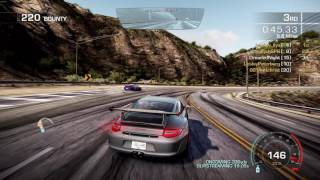 Need for Speed™ Hot Pursuit PC Multiplayer Gameplay