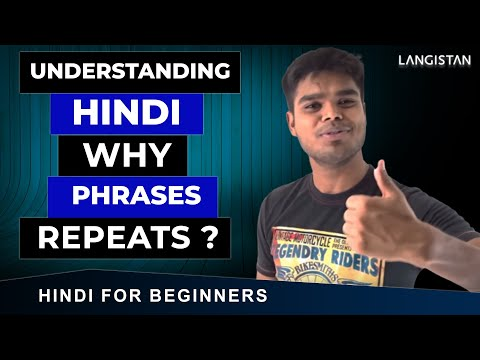 Let's Learn Hindi! Here's Why Hindi is Easy