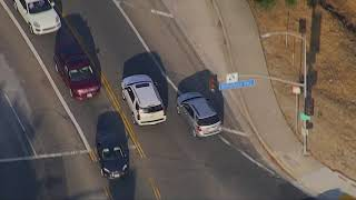 08/24/18: Car Chase 3 Suspects Flee - Unedited